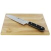 "Zwilling JA Henckels Pro 7"" Santoku Knife and Cutting Board Set"
