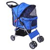<strong>4-Wheel Front & Rear Entry Pet Stroller</strong> by MDOG2