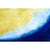 "Maxwell Dickson ""Waves"" Painting Print on Canvas"