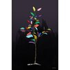 "Maxwell Dickson ""Tree of Color"" Graphic Art on Canvas"
