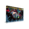 Maxwell Dickson 'Keys of Life' Piano Painting Print on Wrapped Canvas