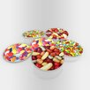 Maxwell Dickson Candy Coaster (Set of 6)