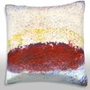 Maxwell Dickson Impressionistic Painting Texture Pillow