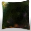 Maxwell Dickson Abstract Pattern Translucent Throw Pillow