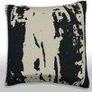 Maxwell Dickson Gray Pattern Throw Pillow