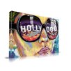 Maxwell Dickson Land of Dreams Hollywood Fashion Graphic Art on Canvas