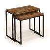 LaurelHouse Designs Inspirations 2 Piece Nesting Tables