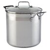 Emerilware by All Clad Chef's Stainless 8-qt. Stock Pot with Lid