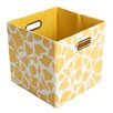 <strong>Modern Littles</strong> Rusty Giraffe Folding Storage Bin