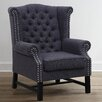 <strong>Fairfield Club Chair</strong> by TOV Furniture