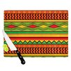 <strong>Egyptian Cutting Board</strong> by KESS InHouse
