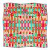 KESS InHouse Sorbetta Microfiber Fleece Throw Blanket