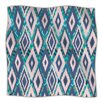 KESS InHouse Tribal Ikat Fleece Throw Blanket
