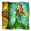 KESS InHouse Fairy Tale Frog Prince Microfiber Fleece Throw Blanket