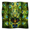 KESS InHouse Angel Eyes Microfiber Fleece Throw Blanket