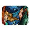 KESS InHouse Fathoms Below Mermaid Placemat