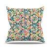KESS InHouse Cool Yule Throw Pillow