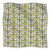 KESS InHouse Cascade Microfiber Fleece Throw Blanket