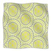 KESS InHouse Sprouting Cells Microfiber Fleece Throw Blanket