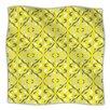KESS InHouse Seedtime Microfiber Fleece Throw Blanket