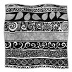 KESS InHouse Tribal Evolution Microfiber Fleece Throw Blanket