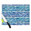 KESS InHouse The High Sea Cutting Board