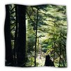 KESS InHouse Enchanted Microfiber Fleece Throw Blanket