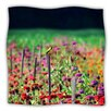 KESS InHouse Live in The Sunshine Microfiber Fleece Throw Blanket