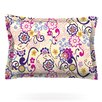 KESS InHouse Arabesque by Louise Machado Woven Pillow Sham