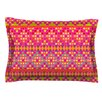KESS InHouse Mexicalli by Nika Martinez Cotton Pillow Sham
