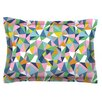 KESS InHouse Abstraction by Project M Cotton Pillow Sham