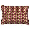 KESS InHouse Infinite Flowers by Nick Atkinson Cotton Pillow Sham