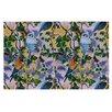 KESS InHouse Birds by DLKG Design Decorative Doormat