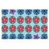 KESS InHouse Seasons Winter by Jane Smith Decorative Doormat