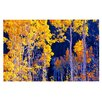 KESS InHouse Trees by Maynard Logan Decorative Doormat