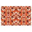 KESS InHouse Swirl Kiss by Miranda Mol Decorative Doormat