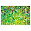 KESS InHouse Holiday Cheer by Ebi Emporium Decorative Doormat