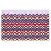 KESS InHouse Horizons II by Pom Graphic Design Decorative Doormat