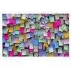 KESS InHouse Respekt by Trebam Paper Decorative Doormat