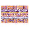 KESS InHouse Tribal by Louise Machado Decorative Doormat