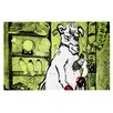 KESS InHouse Taurus by Theresa Giolzetti Decorative Doormat