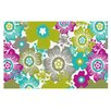 KESS InHouse Little Bloom by Nicole Ketchum Decorative Doormat