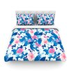 KESS InHouse Bloom by Aimee St Hill Light Cotton Duvet Cover