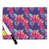 KESS InHouse Beautifully Boho by Anneline Sophia Cutting Board