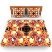 KESS InHouse China by Danii Pollehn Woven Duvet Cover