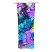 KESS InHouse Mermaids Curtain Panels (Set of 2)
