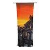 KESS InHouse Paris Curtain Panels (Set of 2)