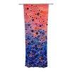 KESS InHouse What Goes Up Curtain Panels (Set of 2)