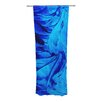 KESS InHouse Petal Pinwheels Curtain Panels (Set of 2)