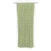 KESS InHouse Flutterby Curtain Panels (Set of 2)